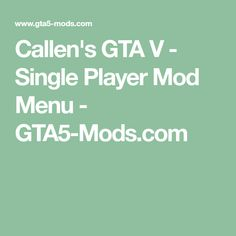 118 Best GTA 5 mods images in 2018 | Gta 5 mods, Blue prints