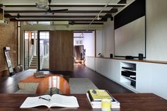 // House at Neil Road by Ong & Ong Architects