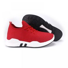 Women Trainers Lace Up Flat Comfy Gym Sports Casual Shoes Light Running Shoes, Running Shoes For Men, Yoga Shoes, Girls Sneakers, Women's Sneakers, Sport Casual, Casual Shoes, Athletic Shoes, Gym