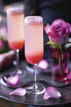 Heston's Rhubarb Fizz | Waitrose