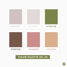 Color Palette No. Colour Pallette, Color Palate, Colour Schemes, Color Trends, Pantone Colour Palettes, Pantone Color, Photo Pour Instagram, Colour Board, Color Stories