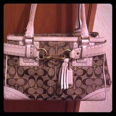 Coach purse Cute used coach purse Coach Bags Shoulder Bags