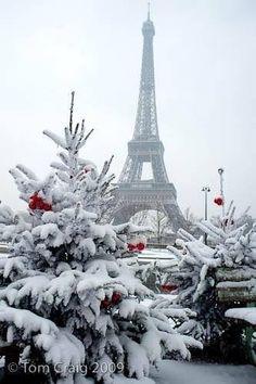 winter in Paris; photo by Tom Craig winter in Paris; photo by Tom Craig Paris Winter, Winter Szenen, Paris Snow, Winter Travel, Winter Time, Paris Paris, France Winter, Paris Tour, Paris Summer