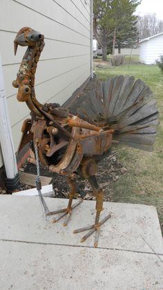 Turkey - K-DO Metal Art