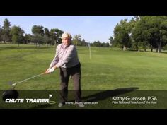 Chute Trainer for PGA Pros and Teachers
