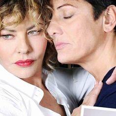 Eva Grimaldi e Imma Battaglia vorrebbero adottare dei figli