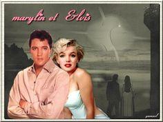 Elvis Presley And Marilyn Monroe   Vidéos » Elvis Presley et Marilyn Monroe » Ma Planète PPS ...