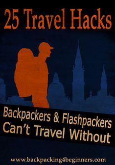 Backpacking 4 Beginn