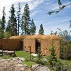 stone creek camp house-big fork, montana
