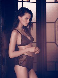 Look from VERO MODA Intimates  #VEROMODA #lingerie @Veronica MODA