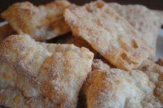 Simple Sopapillas          10 wonton wrappers          1/3 cup sugar          1 tablespoon cinnamon          canola oil, for frying