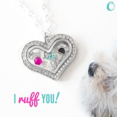 She {loves} her fur baby more than anything! Just click on the pic to order.