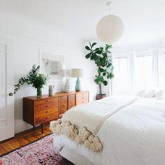 Winter White Vintage Room Bedroom Design Home Boho Bohemian Interior  Interior Design House Sleeping Interiors Decor Decoration Lifestyle  Minimalism Minimal ...