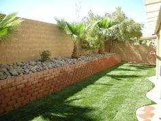 Perfect Backyard Desert Landscaping Ideas Las Vegas 10 On Inspiration  Article
