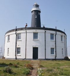 Round House & Lighthouse. Dungeness.