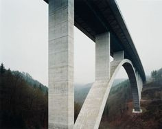 Concrete Arched Bridge | Infrastructure Materiality