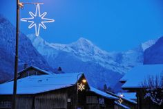 Our weekend tip is the Christmas market in Wilderswil on Sunday.