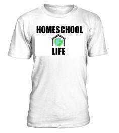 Homeschool life light - tshirt - Tshirt
