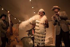 Congratulations to Queen Latifah for today's Best Actress in a Motion Picture Made for Television Golden Globes nomination for her role in #Bessie.