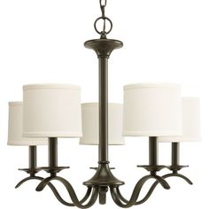 Iana Chandelier in Antique Bronze  at Joss and Main