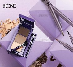 Katalog Oriflame | Oriflame Cosmetics Oriflame Beauty Products, Oriflame Cosmetics, Oriflame Business, Eyebrow Kits, The One, Packaging Design, Eyebrows, Eye Makeup, Hair Beauty