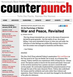 War and Peace, Revisited