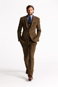 421fb3a40c9584 Ralph Lauren Fall 2013 Menswear collection, runway looks, beauty, models,  and reviews
