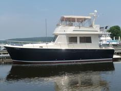 2007 Mainship 2 stateroom 430 Trawler Power Boat For Sale - www.yachtworld.com