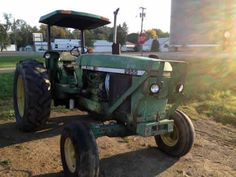 John Deere 2955 tractor salvaged for used parts. Call 877-530-4430 for the best selection of used ag parts. http://www.TractorPartsASAP.com