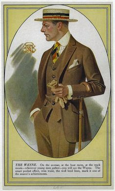 "moika-palace: Kuppenheimer Clothing Co. moika-palace: "" Kuppenheimer Clothing Co. ads, J. Style Vintage Hommes, England Mode, Outfits 90s, Jc Leyendecker, Vintage Outfits, Vintage Fashion, La Mode Masculine, England Fashion, Character"