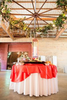The Barn at Honeysuckle Hill Photo By Realities Photography