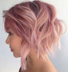 Rose Quartz Hair color                                                                                                                                                                                 More