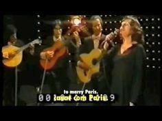 Amália Rodrigues - Lisboa não seja francesa [ao vivo]