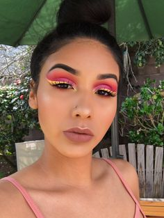 ひ pinterest : prvncesss ひ - really like these colors, I think it'd even look good in a white liner too