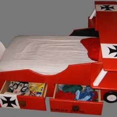 Airplane kids twin bedding sets