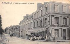 Svss - Hôtel de la colonne de bronze