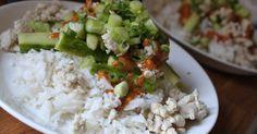 Kiinalainen ruoka on yksi suurimmista herkuista jahaasteista keittiössämme. Kiinahtavaa ruokaa teemme silloin tällöin, mutta makujen saam...