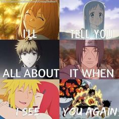 See you again   You lie in April   Ano Hana   Tokyo Ghoul   Naruto Shippuden   One Piece