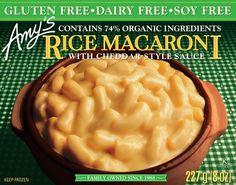 Amy's Dairy Free Rice Macaroni & Cheeze