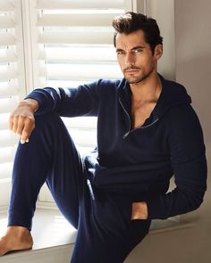 """The cashmere items are some of my favourite pieces from the #GandyForAutograph line with @marksandspencer. Lounge wear doesn't get more comfortable than…"""