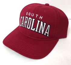 82fa33ae012f3 rare vtg 90s STARTER SOUTH CAROLINA SNAPBACK HAT Usc Gamecocks Men Women Cap  EUC