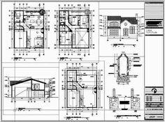 950 Planos De Casas En Autocad Profesionales Y Certificados ...