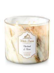 Chestnut & Clove 3-Wick Candle