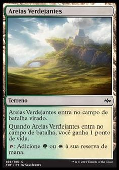 Blossoming Sands (Fate Reforged) - R$0,56