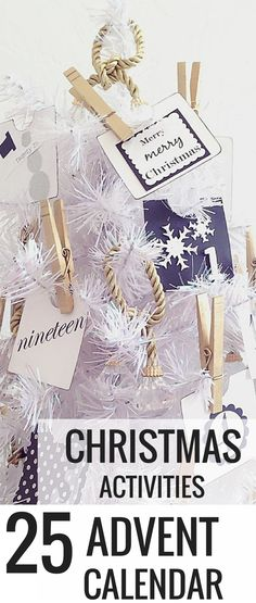 Whether you like to deck the halls in a traditional style or make a glittering Get in the holiday spirit with our Christmas decorations. We offer the best selection at the guaranteed lowest price, so look no further! Shop today & save, plus get . Modern Christmas, Christmas Holidays, Christmas Crafts, White Christmas, Christmas Things, Family Christmas, Winter Holidays, Christmas Ideas, Advent Calendar Activities