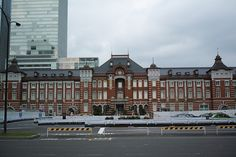 From Gyoko Dori. Tokyo Station, Dory, Street View