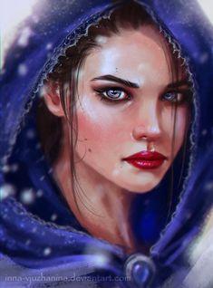 Cassandra by Inna-Vjuzhanina on DeviantArt