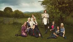"""Marks & Spencer's """"Britain's Leading Ladies"""" campaign shot by Annie Leibovitz – THE FASHION POST"""