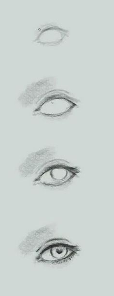 Beautiful eye sketch