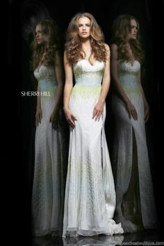 Sherri Hill Prom Dress 8536 at Peaches Boutique